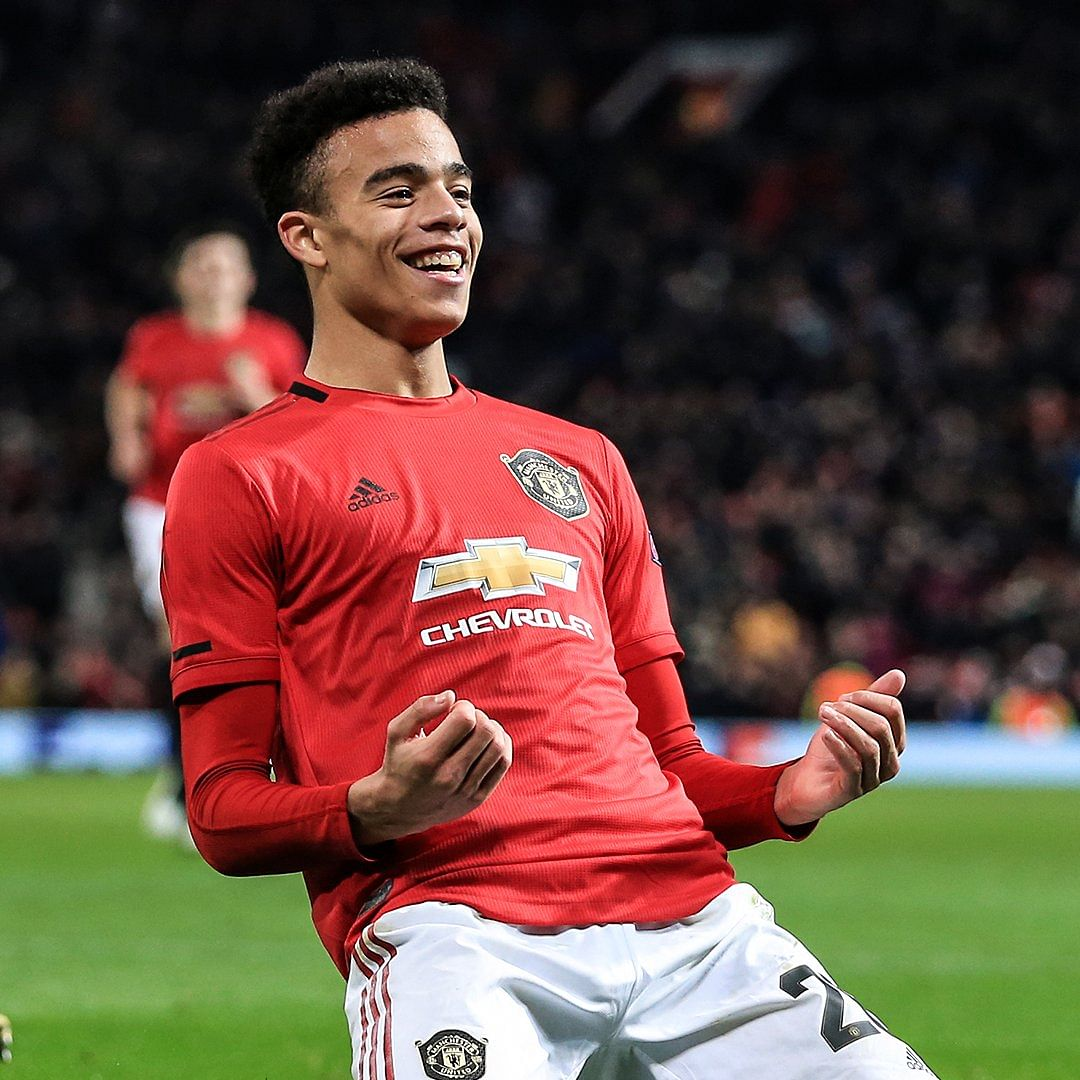 Mason Greenwood's equaliser helps Man United level scores against Everton