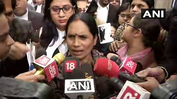 Nirbhaya case: Victim's mother moves SC opposing review plea of convict
