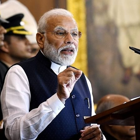 PM Modi blames Congress for violence in North East
