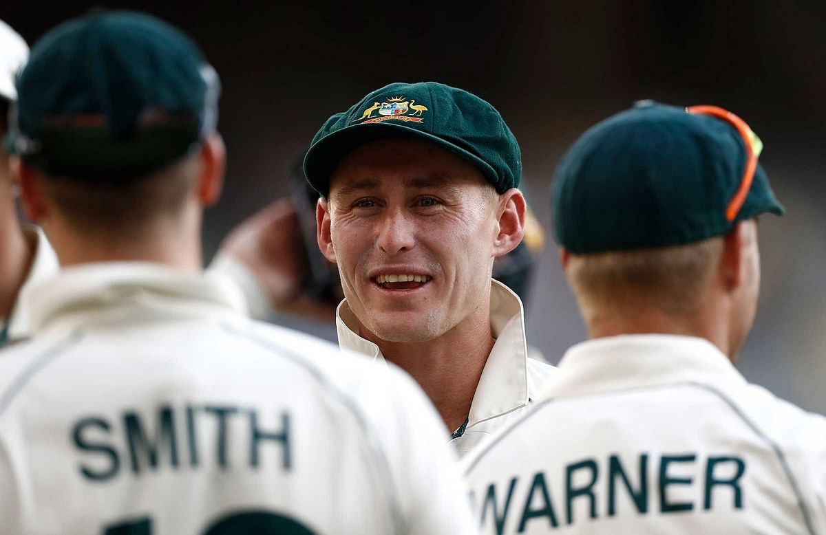 Marnus Labuschagne says he focuses more on process rather than results
