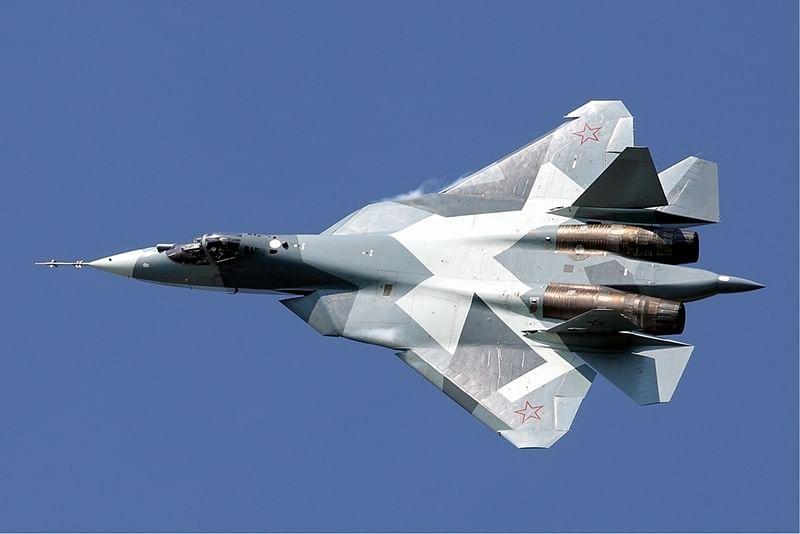 Russia's most advanced fighter jet Su-57 crashes, pilot survives