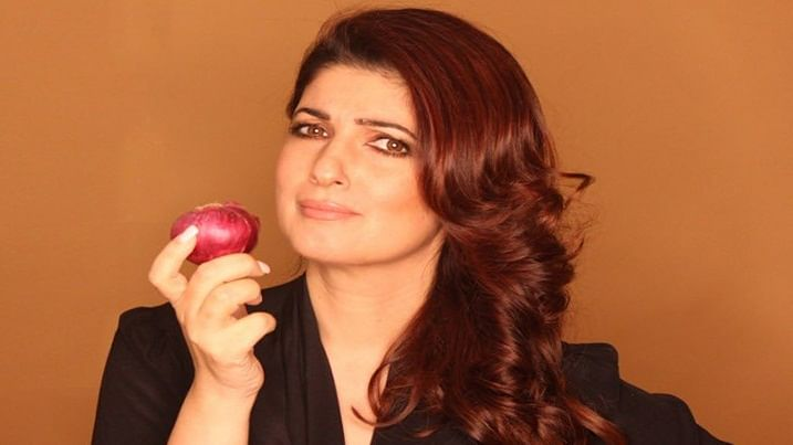 Onions are a girl's best friends, says Twinkle Khanna
