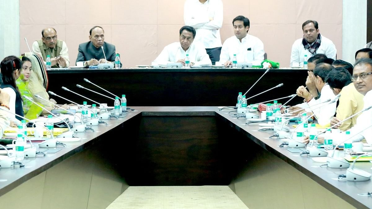 It is necessary to empower urban bodies, says CM Kamal Nath