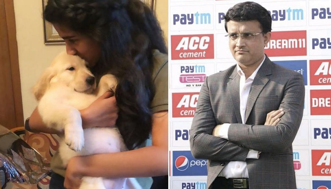 Sourav Ganguly's adorable Instagram post shows he is the best Sugar Dada in the world