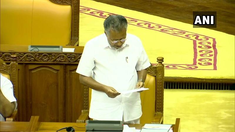 Kerala CM Pinarayi Vijayan tables anti-CAA resolution in Assembly