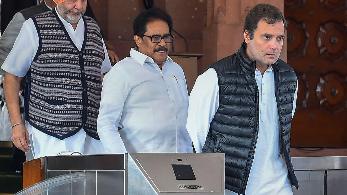 Congress needs make over to energise: TR Ramachandran