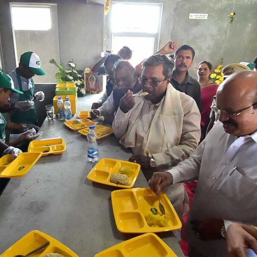 Alleging irregularities, K'taka min wants closure of Indira Canteens