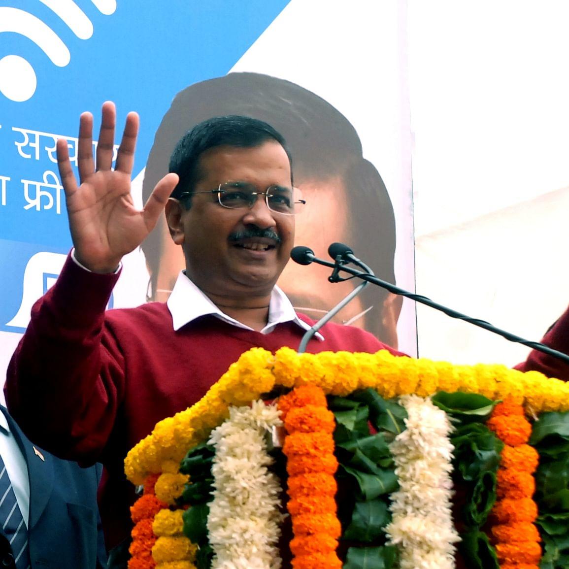 Will make Delhi roads like that of London, Tokyo: Kejriwal