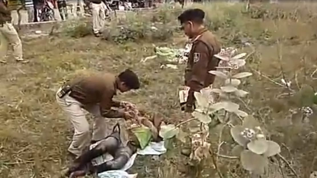Indore: Body found on empty plot, police look for suspect