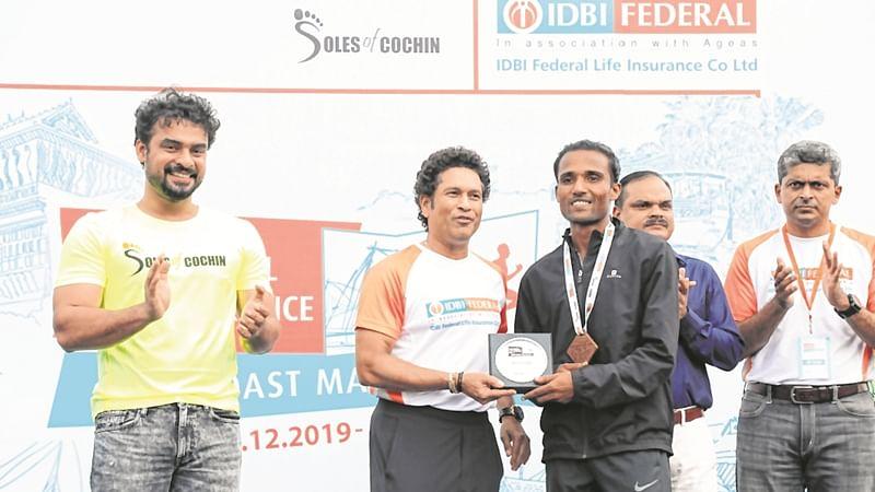Coast Marathon 2019 : John Paul, Shino Mol emerge winners