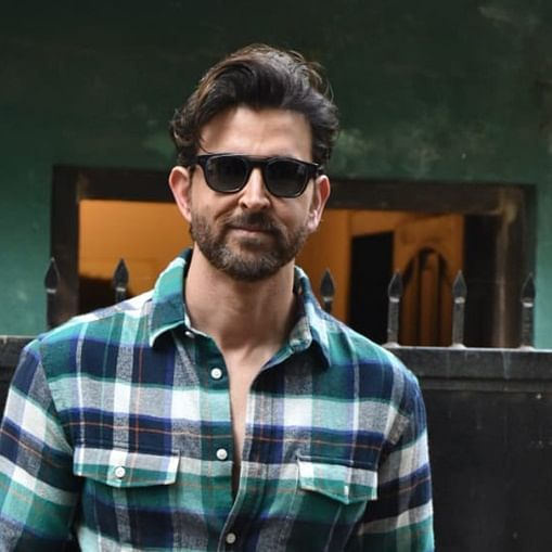 Sexiest man spotted: Hrithik Roshan can even make flannel shirt look hot