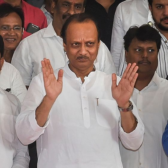 Maharashtra ACB gives clean chit to Ajit Pawar in Vidarbha irrigation scam