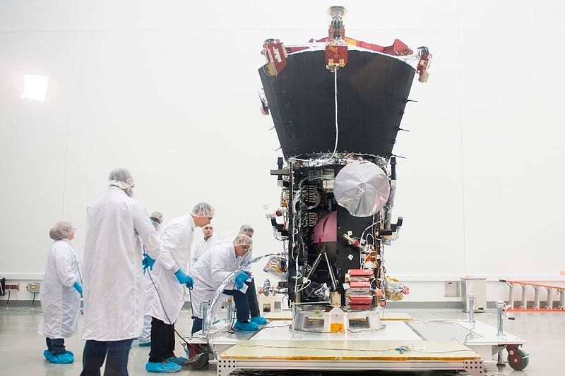 NASA's 'Sun-kissing' Parker spacecraft unlocks solar mystery