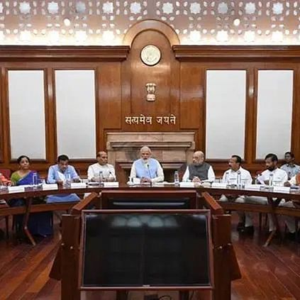 Union Cabinet approves proposal for scrapping Anglo-Indian Lok Sabha quota