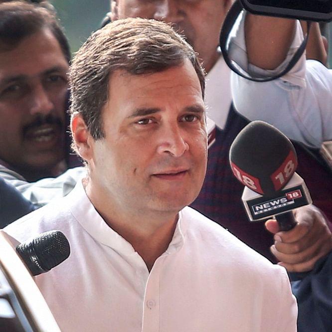Chidambaram's 106-day incarceration was vengeful, vindictive: Rahul Gandhi