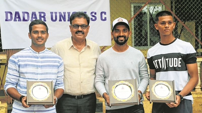 Dilip Vengsarkar, Ajinkya Rahane tell Mumbai youngsters who get selected for U-19 WC