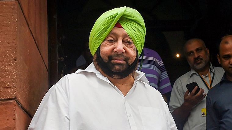 'Violence is unacceptable': Punjab CM Amarinder Singh urges 'genuine farmers' to vacate Delhi and return to borders