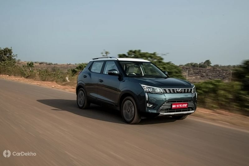 Mahindra XUV300 Petrol Is Now BS6 Compliant, Prices Hiked