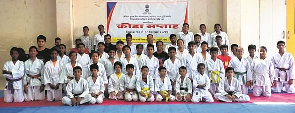 Kickboxing Championship: Medals galore at event