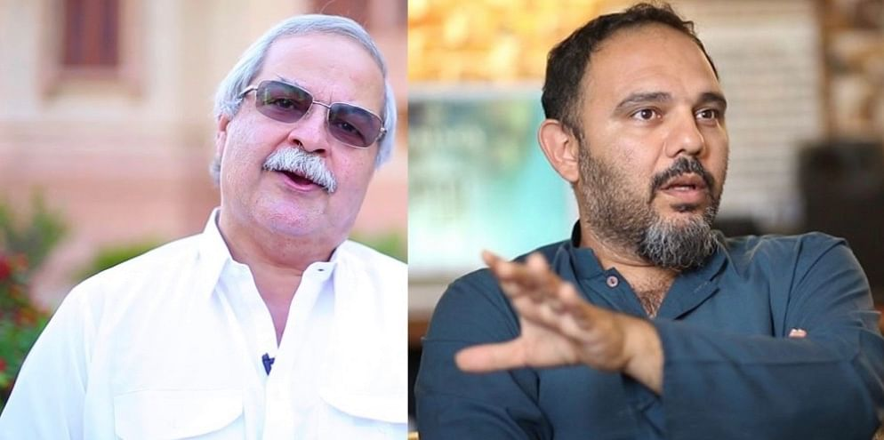 Dawn CEO Hameed Haroon rejects rape accusations