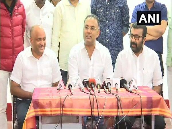 Karnataka: Two days after joining BJP, Congress Corporator Vasanth Kumar back in Congress