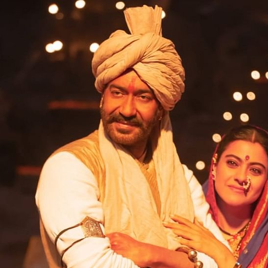 Ajay Devgn 'humbled' as Nagpur Police screens 'Tanhaji: The Unsung Warrior' at shelter home