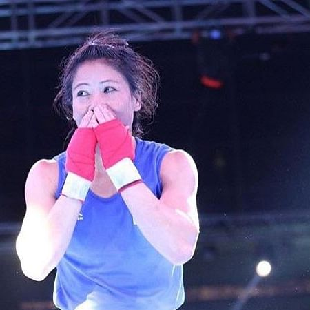 Nikhat Zareen vs Mary Kom in final for Olympic Qualifiers