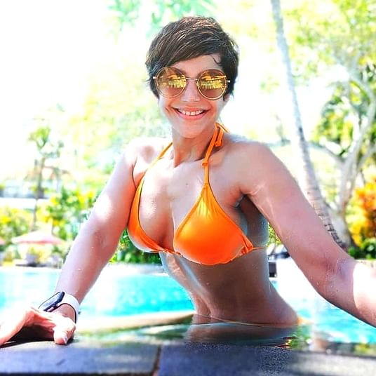 Mandira Bedi's hot Instagram feed is a one stop fitness destination