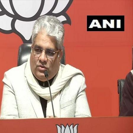 BJP to launch massive campaign to counter anti-CAA narrative