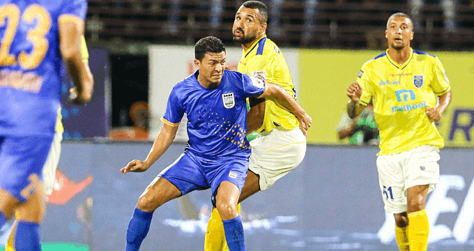 Kerala Blasters have a score to settle with Mumbai City FC