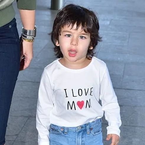 Taimur Ali Khan Birthday Special: 7 iconic moments that prove why he has a fan base