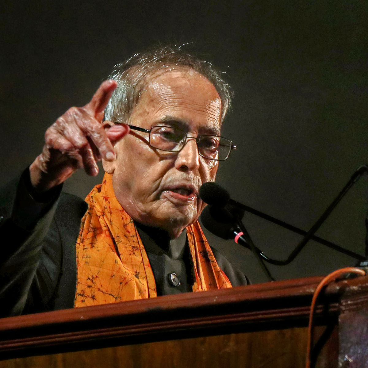 Former President Pranab Mukherjee now haemodynamically stable, says son
