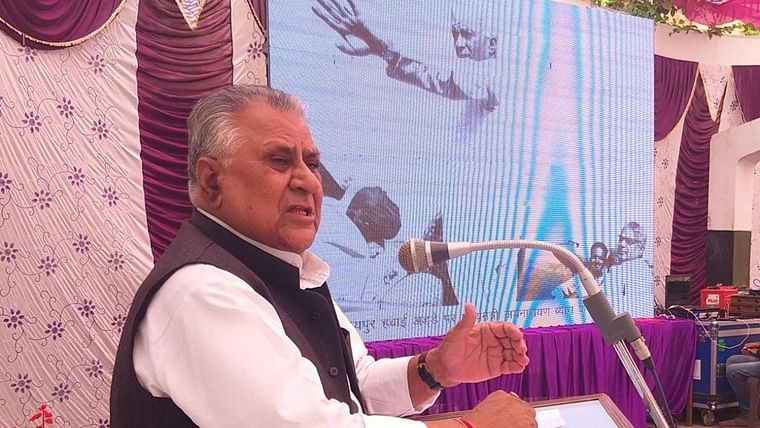 Social Justice Minister? Rajasthan minister Bhanwarlal Meghwal demands castration of rapists