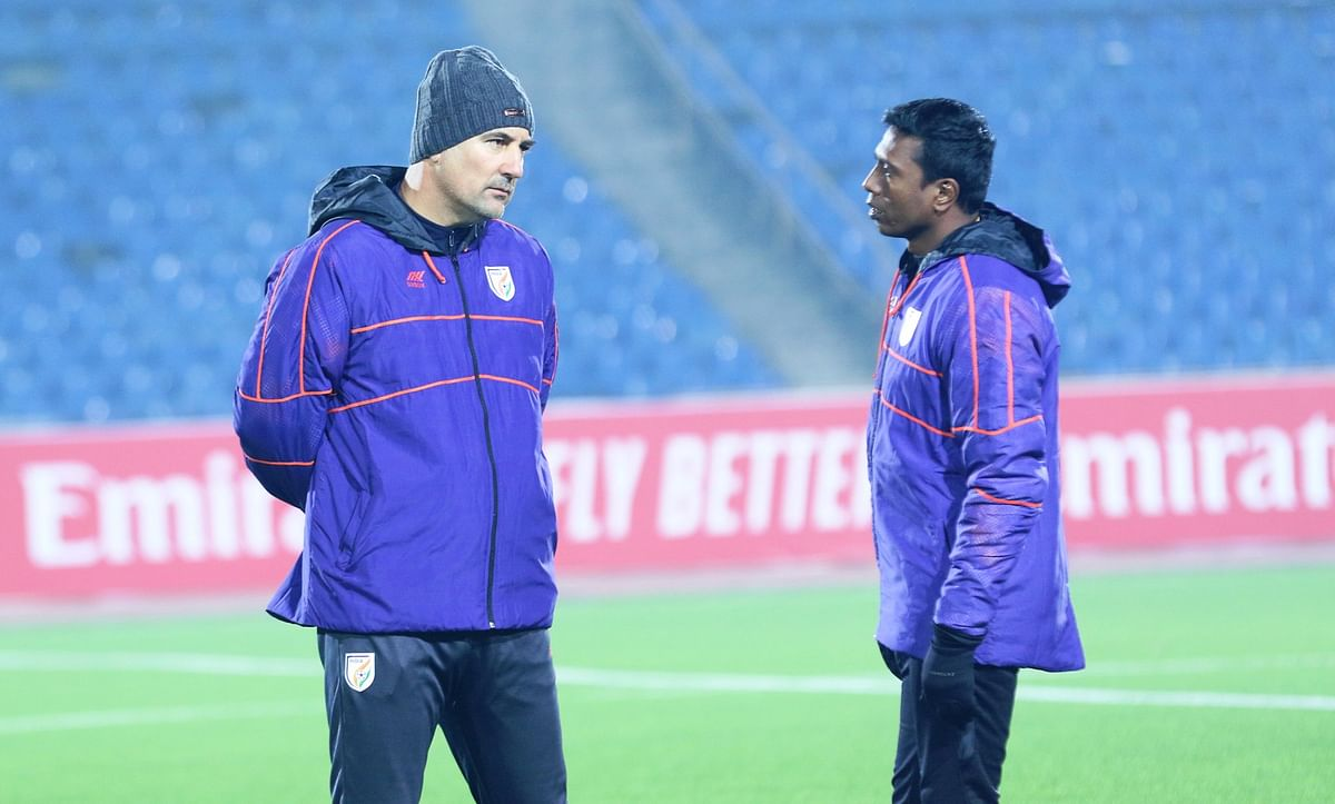'Now is not the time to panic, Stimac needs time,' says Bhaichung Bhutia