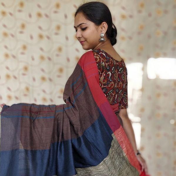 Who's sari now?