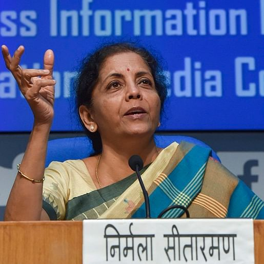 Sonia Gandhi shedding crocodile tears for political gains: Sitharaman over CAA protests