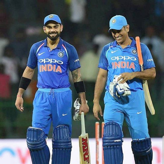 'Captain. Leader. Legend': Tendulkar, Kohli and others wish MS Dhoni good luck for his '2nd innings'