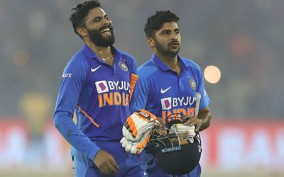 Sourav Ganguly thinks Ravindra Jadeja's batting has improved