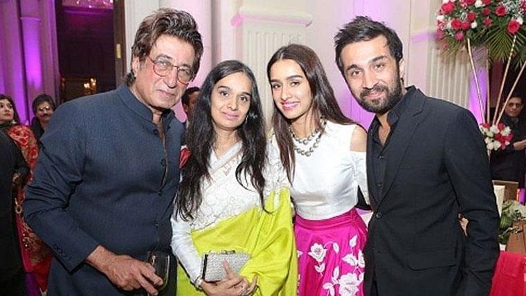 Shraddha Kapoor wishes parents Shakti, Shivangi a happy anniversary with throwback photo