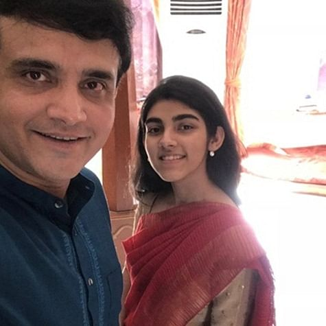 'She is too young': Sourav Ganguly in damage control move over Sana's post on CAA and fascism