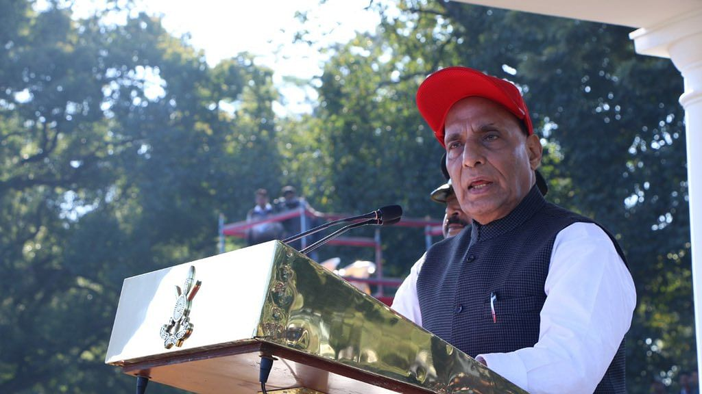 Pak has made terrorism its state policy: Rajnath