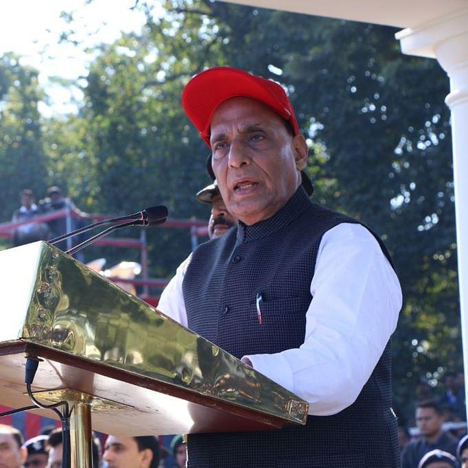 Pak has made terrorism its state policy: Rajnath