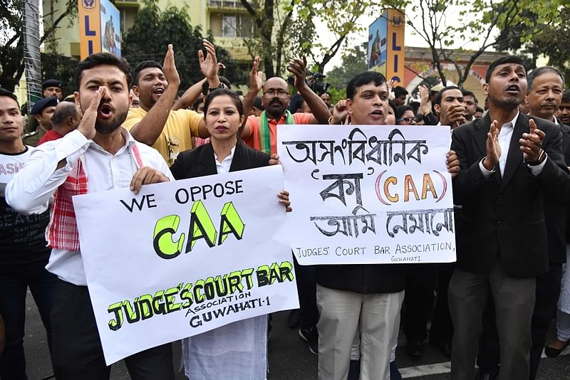 CAA protests: Curfew lifted in Guwahati, relaxed in Dibrugarh