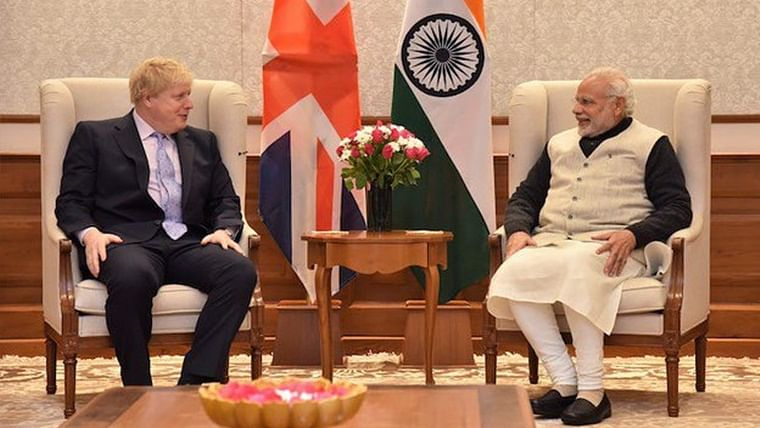 Why is India's son-in-law Boris Johnson's win good for New Delhi?