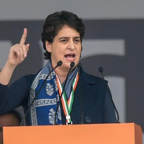Govt making its presence felt through oppression on students, journalists: Priyanka Gandhi Vadra