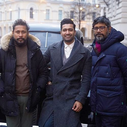 It's a wrap for Shoojit Sircar's 'Sardar Udham Singh' starring Vicky Kaushal
