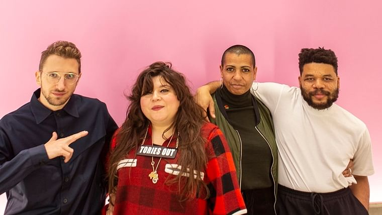 Turner Prize 2019 nominees make history, for the first-time ever award shared among four