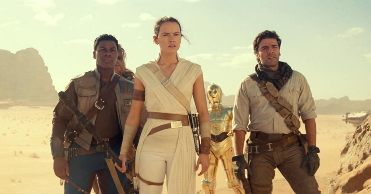 Star Wars: The Rise Of Skywalker is a thrilling finale