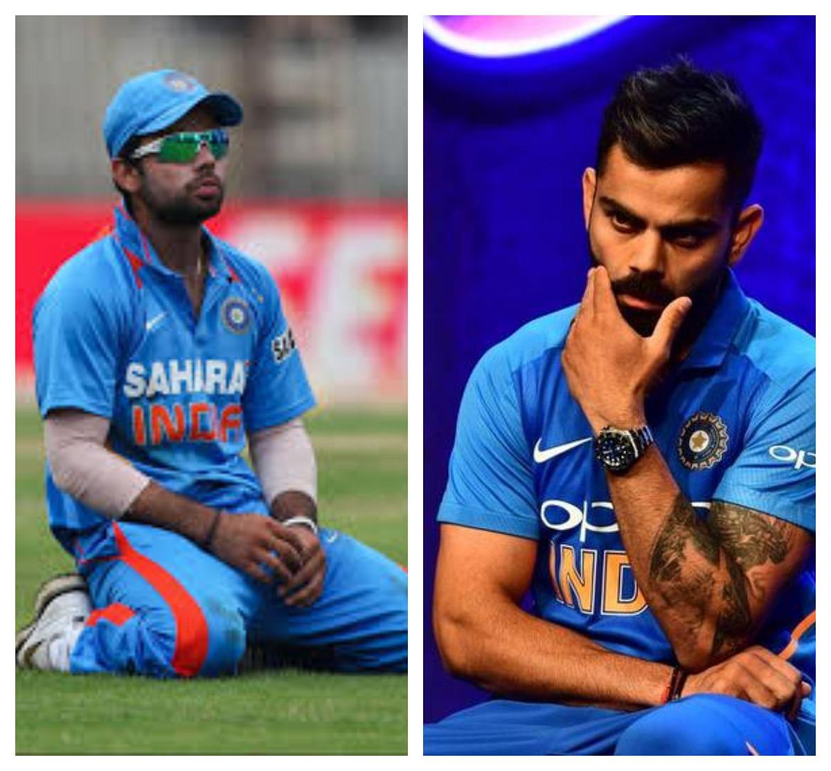 Virat Kohli then vs now