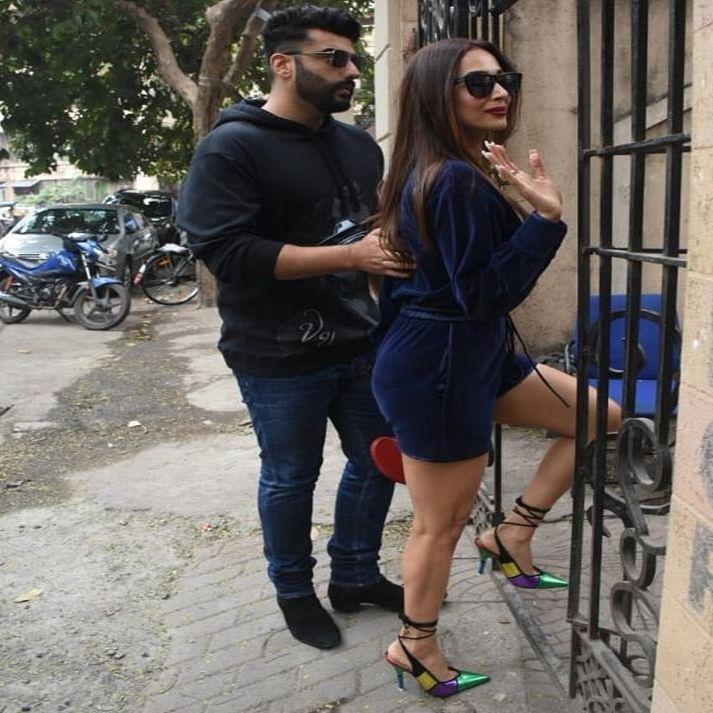 Malaika Arora, Arjun Kapoor's Christmas date goes viral